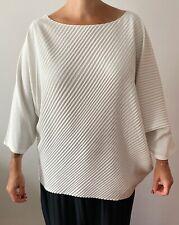Issey Miyake white T-shirt