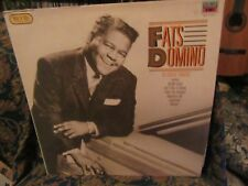 "Fats Domino, ""Rock'n'Roll Greats"" (UK Vinyl LP)"