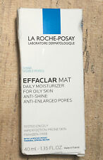 La Roche Posay Effaclar Mat Daily Moisturizer for Oily Skin 1.35 oz Exp. 2022