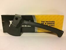 "Buck 757 Camp Axe 3"" High Carbon Steel Powder Coated Blade 12.25"" - 0757BKM-B"