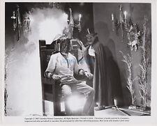 TORTURE GARDEN BURGESS MEREDITH ELECTRIC CHAIR ORIGINAL 1967 STUDIO 8X10