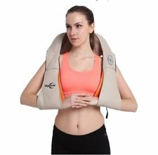 Shiatsu Back and Neck Massager with Heat Deep Kneading Massage at Home Office