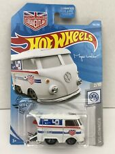 2019 HOT WHEELS VOLKSWAGEN KOOL KOMBI WHITE