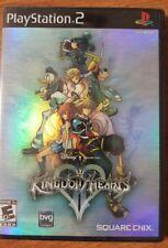Kingdom Hearts II Sony PlayStation 2 PS2 Holofoil PS2 New Sealed