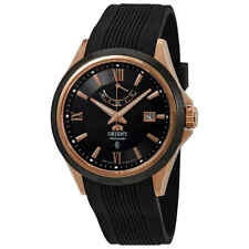Orient Sporty Automatic Black Dial Men's Watch FFD0K001B