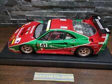 1/8 scale Ferrari F40 LM - Brummel - Pocher Altaya Centauria Amalgam