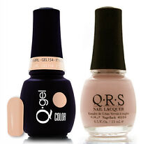 Gel & Polish QRS Beauty Combo MAT154 It's a girl