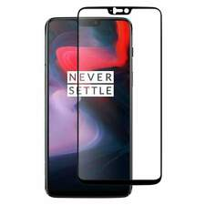 For OnePlus 6 Screen Protector Full Cover 9H Tempered Glass Screen Glass Film