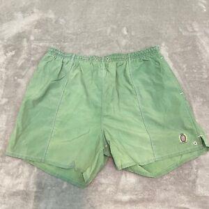 Vintage Tommy Hilfiger Men's Size XL Green Swim Trunks Board Shorts
