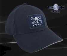NEW Chevrolet Chevy Navy Mr. Crosswrench Mens Adjustable Cap Hat