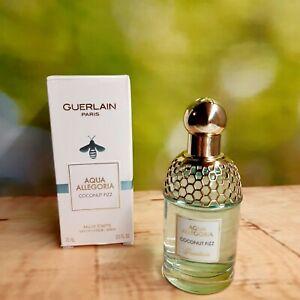 GUERLAIN AQUA ALLEGORIA 2.5Oz - 75 ml, Eau De Parfum, new with box, unisex