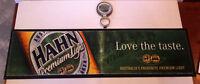 Hahn Premium Light Beer Bar Runner & Hahn Premium Light Beer Tap Top