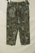 F1996 WFS Camouflage Cargo Polyester Blend High Grade Pants Kids' 31x27