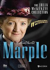 Agatha Christie's Marple: The Julia McKenzie Collection (DVD, 2015)