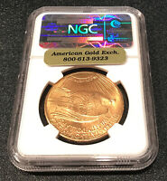 1924 NGC Certified MS 65 $20 Gold St Gaudens Double Eagle