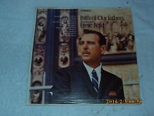 Faith Of Our Fathers By Tenessee Ernie Ford (Vinyl 1967 Capitol) Record Album