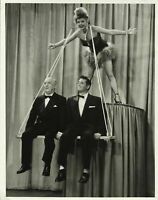I Love Lucy Lucille Ball Desi Arnaz William Frawley B/W 8x10 Photo