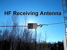 Shortwave, SWL, AM, OC, HAM, Broadcast band, End Fed long-wire antenna, 50 foot