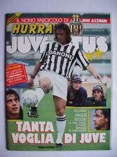HURRA' JUVENTUS 1994/5 , DEL PIERO  VIANELLO BULGARELLI
