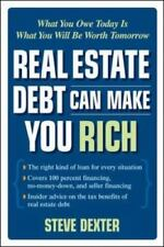 Real Estate Debt Can Make You Rich: What You Owe Today Is What You Will Be Wor..