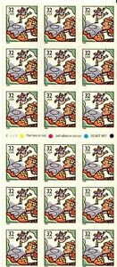 Scott 3117a Skaters MNH Free shipping in USA!!