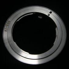 Nikon Al F Lens to Canon EOS EF camera lens Adapter 650D 5D3 700D 6D 450D 500D