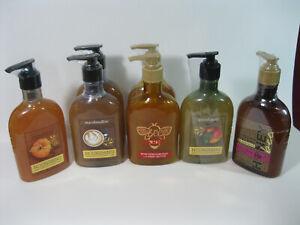 Bath & Body Works NOURISHING Hand Soaps (You Choose) 8 fl.oz, NEW, Pumpkin,Honey