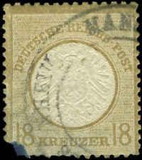 Germany Scott #26 Used