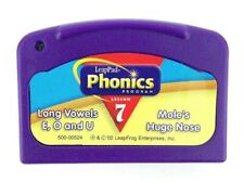 Leap Pad Leap Frog Phonics Lesson 7 Replacement Cartridge Tested & Working