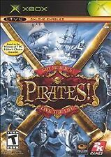 Brand New Sealed Sid Meier's Pirates: Live the Life (Microsoft Xbox, 2005)