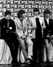 8x10 Print Beatles Paul McCartney Ringo Starr John Lennon George Harrison #BE86