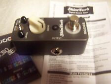 Mooer ShimVerb Digital Reverb Effects Pedal