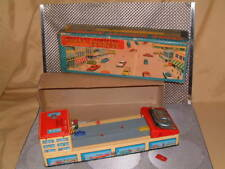 VINTAGE SANKEI B/O, TIN CROSS COUNTRY EXPRESS, FULLY WORKING, COMPLETE W/BOX!!
