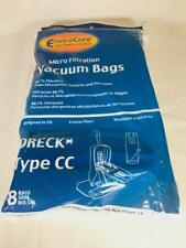 EnviroCare Oreck Vacuum Bags Type CC 15 Bags Free Shipping