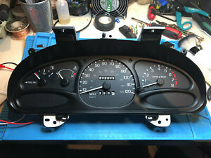 1997 FORD ESCORT USED DASHBOARD INSTRUMENT CLUSTER FOR SALE