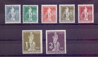 Berlin 1949 - Weltpostverein - MiNr. 35/41 postfrisch** - Michel 750,00 € (102)