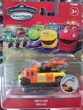 Chuggington Stacktrack Skylar The Crane Train New
