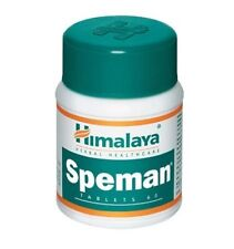 4 x Himalaya SPEMAN 60 Tablets Each | Free Shipping
