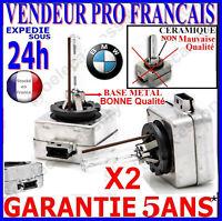 AMPOULES D1S XENON LAMPE 35W HID FEU PHARE 12V 5000K 6000K 8000K POUR BMW