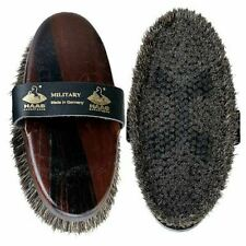 Horse Brush Military Size Women With Rosshair From Haas