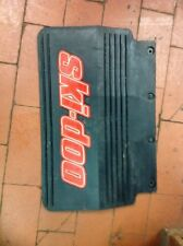 Short Red Snow Flap Skidoo Formula Part Number 572076501