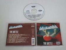 MAGNUM/THE BATTLE(ARIOLA EXPRESS 291 003) CD ALBUM