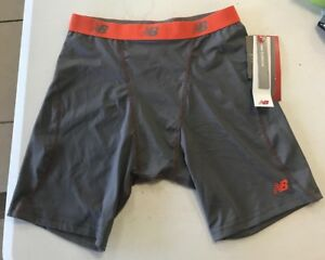 New Balance Men's Lightning Dry Boxer Briefs Sm Large