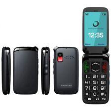 Telefono movil moviles Brigmton BTM-3 con tapa telefonos para personas mayores
