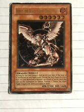 Horus The Black Flame Dragon Lv6 Ultimate Rare