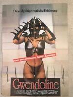 Gwendoline - Original Filmplakat A1