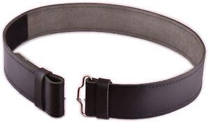 Leather Kilt Belt Adjustable, Black, LI-SCO-0035