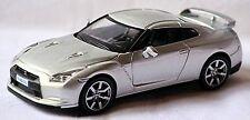 Nissan GT-R Coupé 2007-10 argent argent métallique 1:43