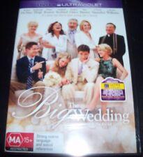 The Big Wedding (Robert De Niro Katherine Heigl) (Australia Region 4) DVD – New