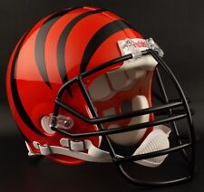 CINCINNATI BENGALS 1981-1999 NFL Riddell AUTHENTIC Throwback Football Helmet